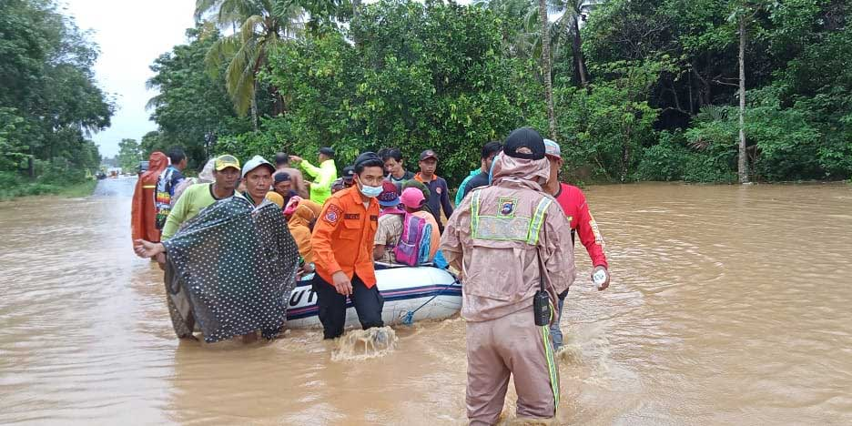 Photo: National Disaster Management Agency - Indonesia (BNPB)