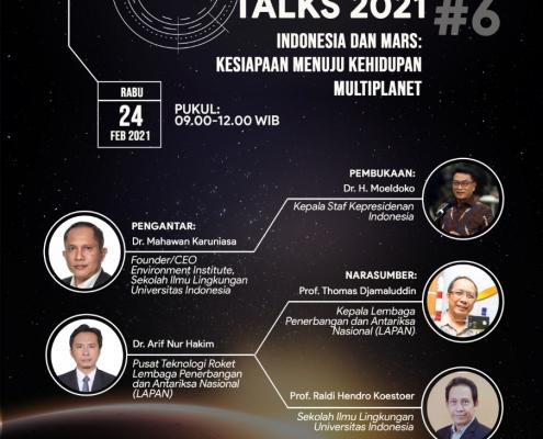Indonesia Environment Talks 2021 #6