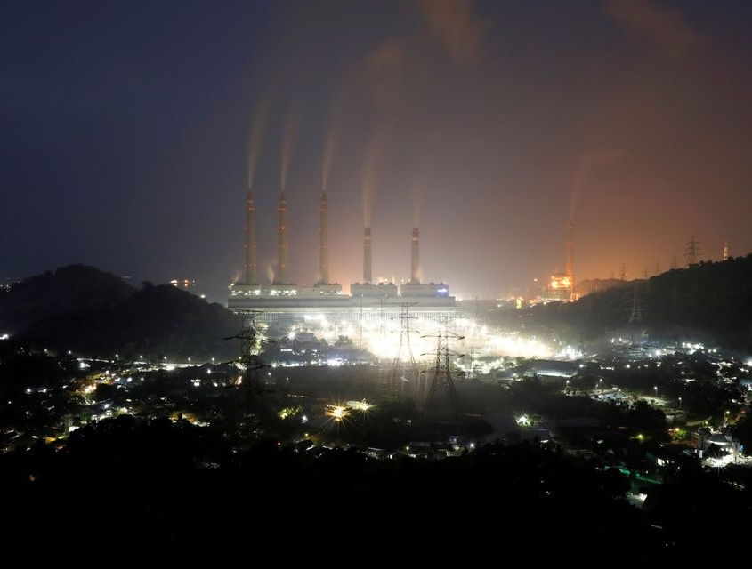 Indonesia Power in Suralaya